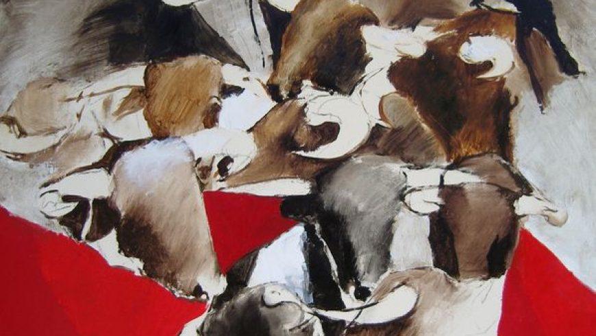 Stier trifft Cabernet Sauvignon